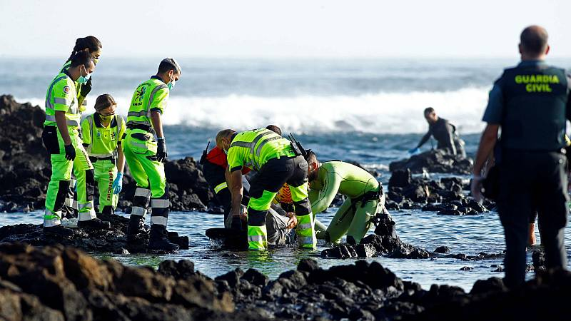 14 horas - España, Italia, Grecia y Malta piden a la UE más solidaridad con el problema de la inmigración - Escuchar ahora