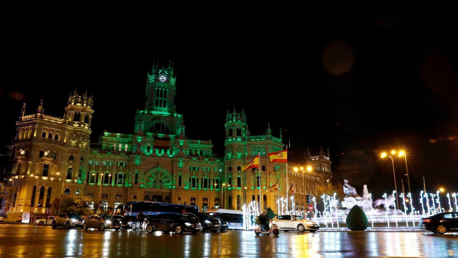 14 horas -  El plan de Madrid para Navidad: reuniones de hasta 10 personas y toque de queda a la 1.30 - Escuchar ahora