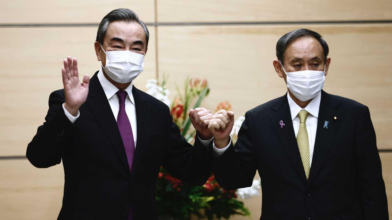 Asia hoy - China y Japón tratan de reconducir sus relaciones - 25/11/20 - Escuchar ahora