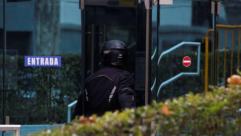 14 horas - Sergio Ríos, chófer de Bárcenas y confidente de la Kitchen, declara por petición propia - Escuchar ahora