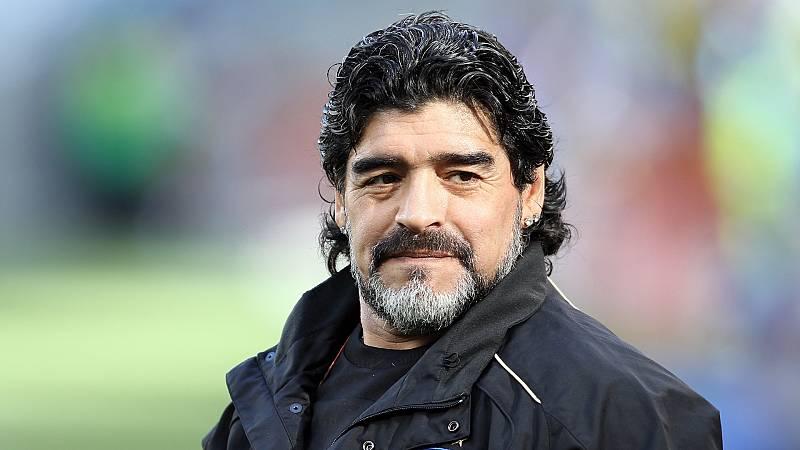 24 horas - Muere Maradona a los 60 años y Argentina decreta el luto oficial - Escuchar ahora