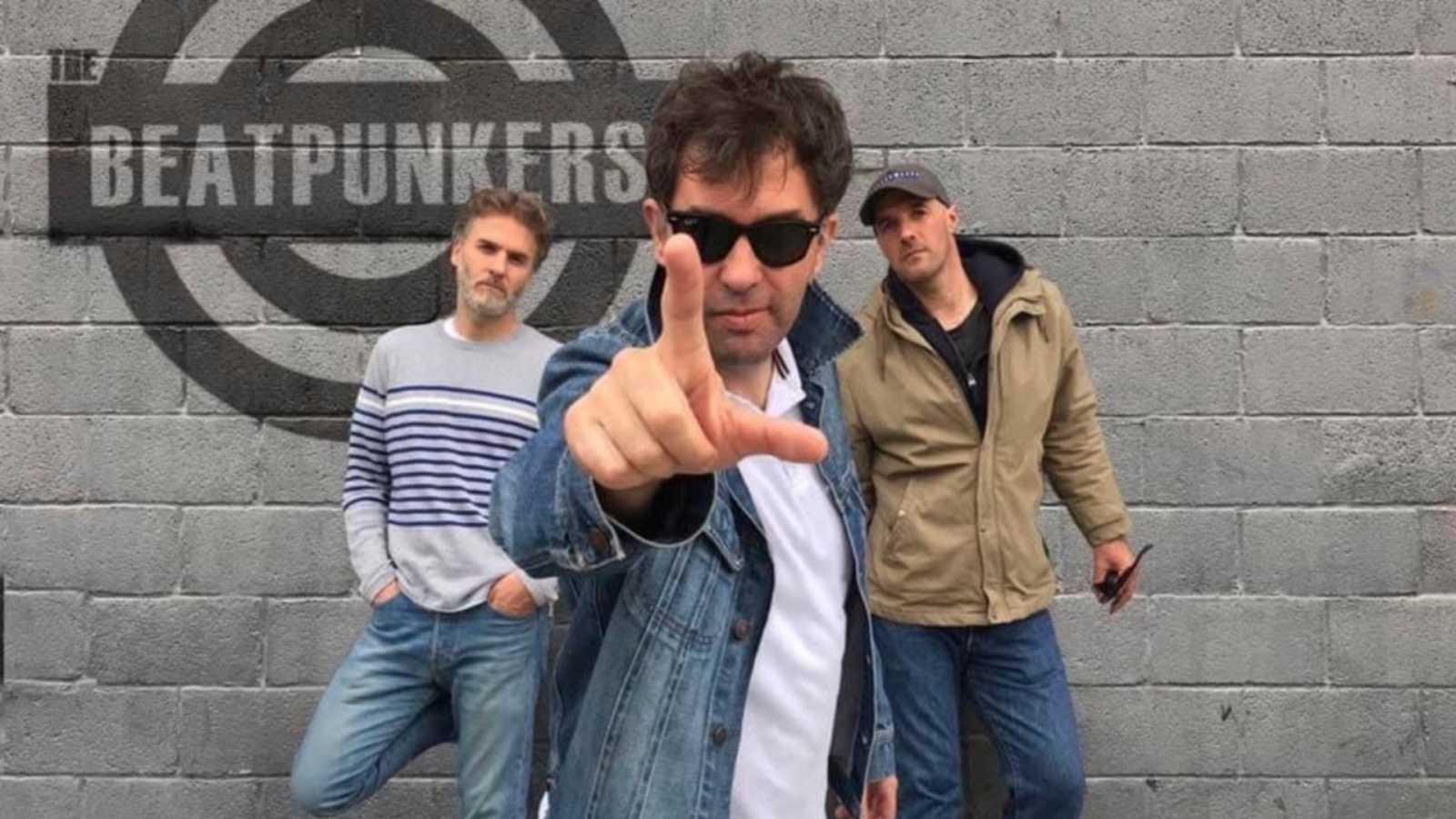 El sótano - Cosecha nacional; The Beatpunkers, Sandré, Los Fusiles, 091,... - 25/11/20 - escuchar ahora