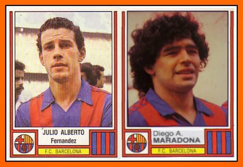 "Julio Alberto: ""Maradona, com a persona, era un 10"""