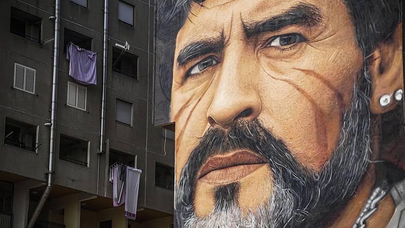 24 horas - Luces y sombras en la vida de Maradona - Escuchar ahora