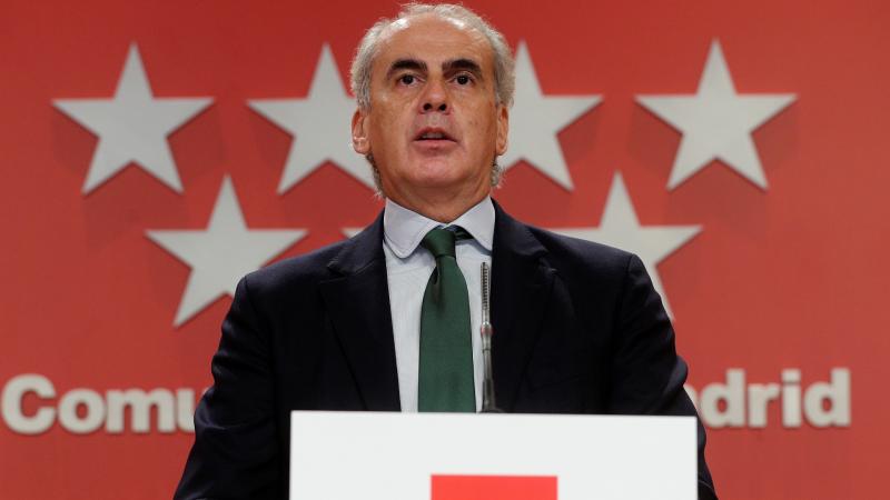 """24 horas - Ruiz Escudero: """"Llegaremos a un acuerdo para la Navidad"""" - Escuchar ahora"""