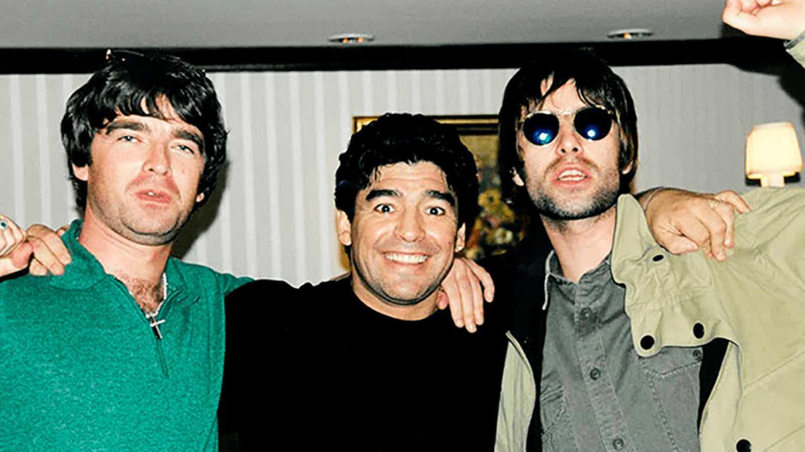 Na Na Na - Maradona, el icono pop - 25/11/20 - escuchar ahora