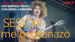 "Hoy empieza todo con Ángel Carmona - ""#SesiónMelocotonazo"": Tina Turner, Wolfmother, Billie Eilish... - 26/11/20"