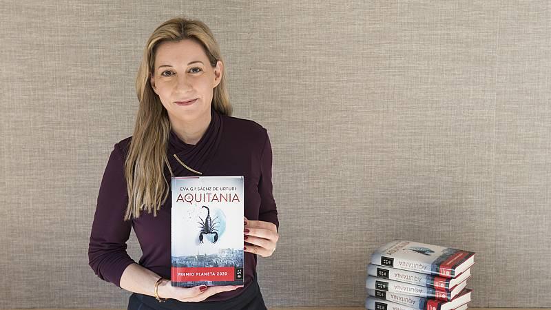 Libros de arena - Eva García Saenz de Urturi, Premio Planeta 2020 - Escuchar Ahora