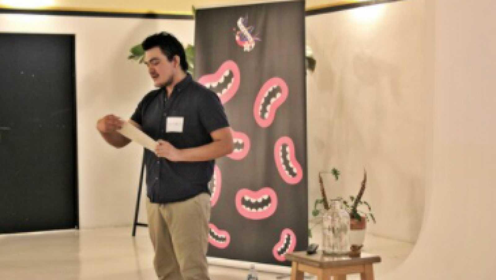 Punto de enlace - La Fundación Nadine beca a jóvenes artistas con impacto social - 26/11/20 - escuchar ahora