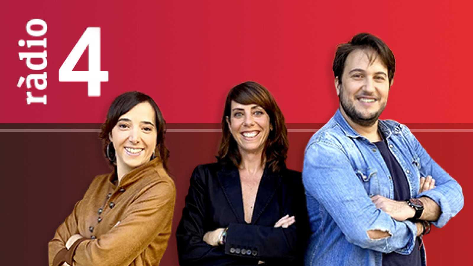 En Directe a Ràdio 4 - Entrevistem Maribel Guillamón, fundadora de l'Associació 'No estàs sola'