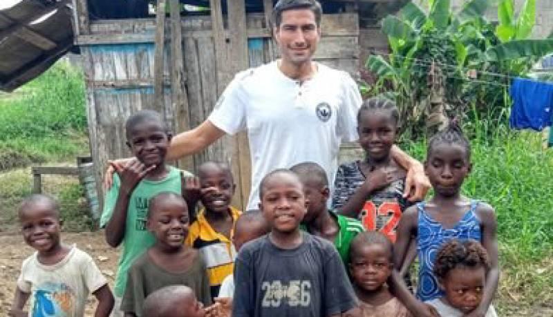 Españoles en el exterior - Pedro Gil y la Operacion Lobéké en Camerún - 27/11/20 - escuchar ahora