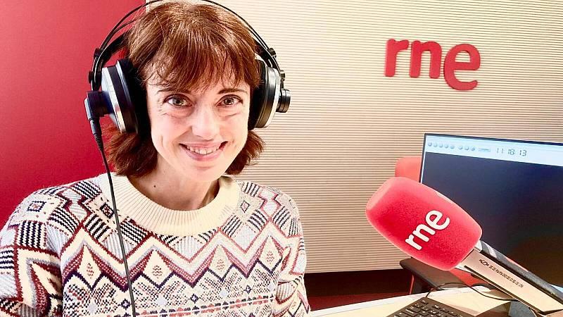 Las mañanas de RNE con Pepa Fernández - Irene Vallejo - Escuchar ahora