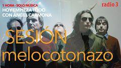 """Hoy empieza todo con Ángel Carmona - """"#SesiónMelocotonazo"""": George Harrison, Los Planetas, Pet Shop Boys... - 27/11/20"""