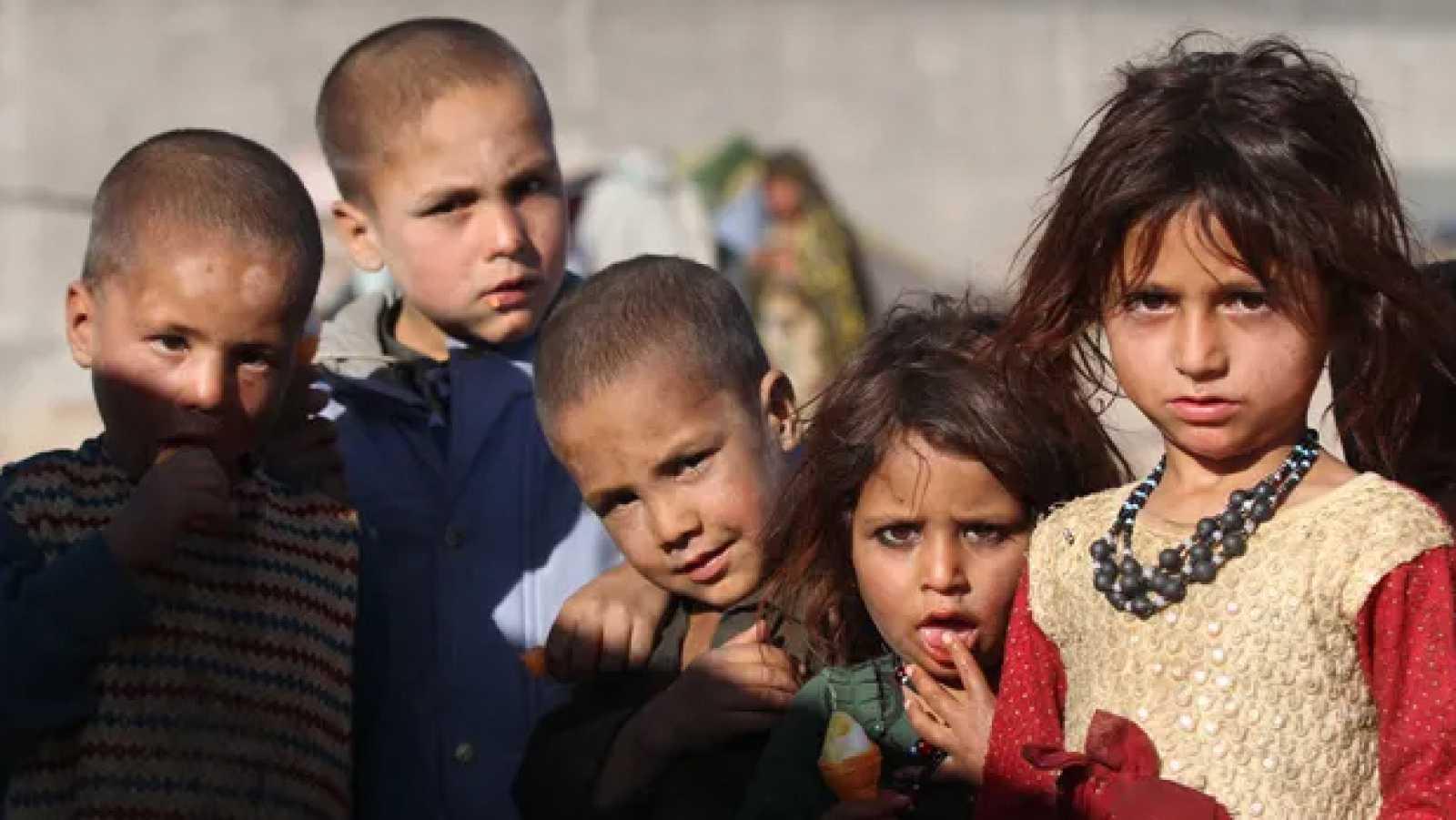 Asia hoy - La infancia como objetivo en las guerras - 27/11/20 - escuchar ahora