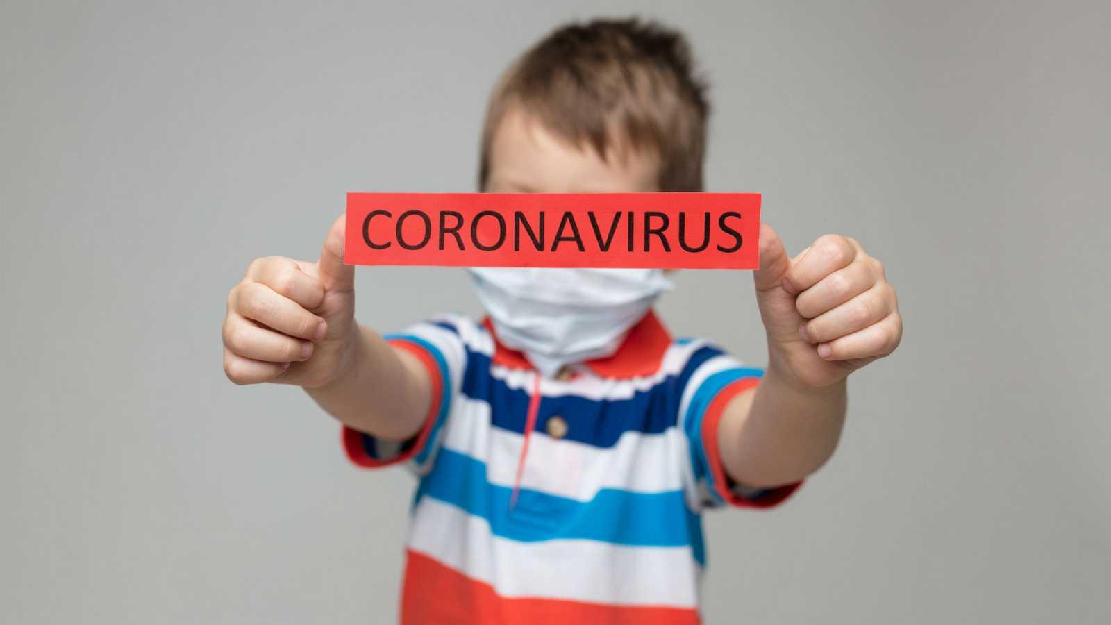 14 horas - Solo el 8% de los niños contagian la COVID-19, según un estudio del Vall d'Hebron - Escuchar ahora