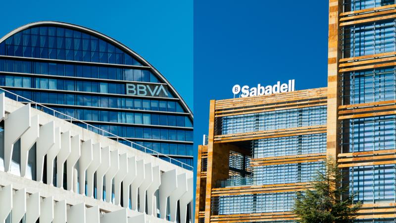 14 horas - BBVA y Sabadell rompen las negociaciones sobre la fusión por discrepancias sobre el precio - Escuchar ahora