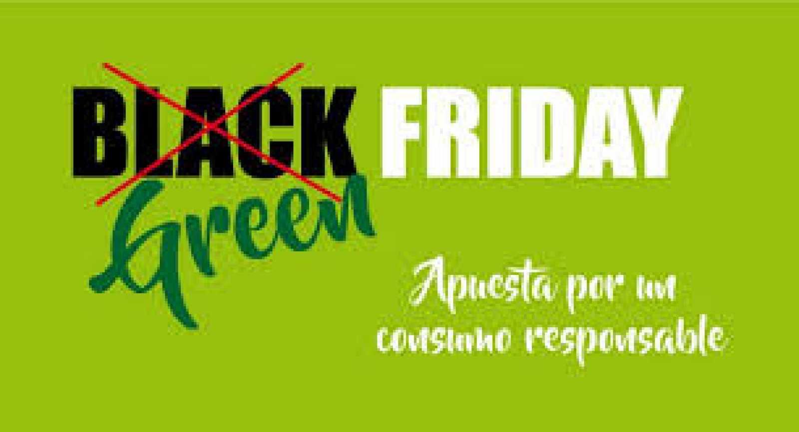 Entrevista campaña Green friday - 27/11/20 - Escuchar ahora