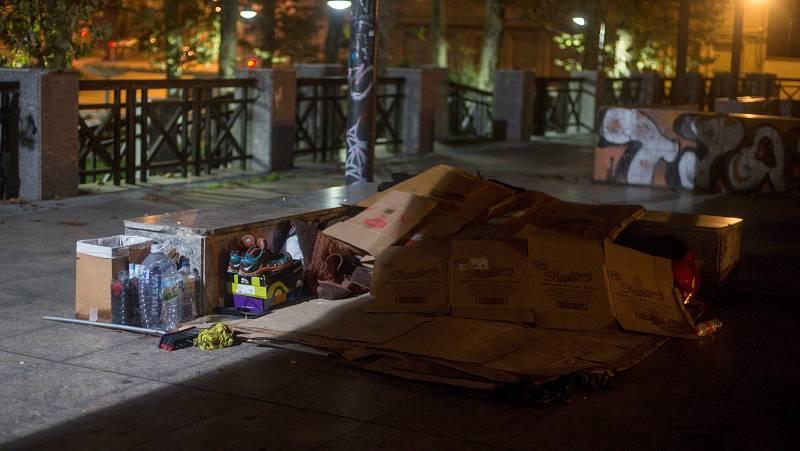 14 horas - Los sin techo en la pandemia: más horas en la calle y más desprotegidos - Escuchar ahora