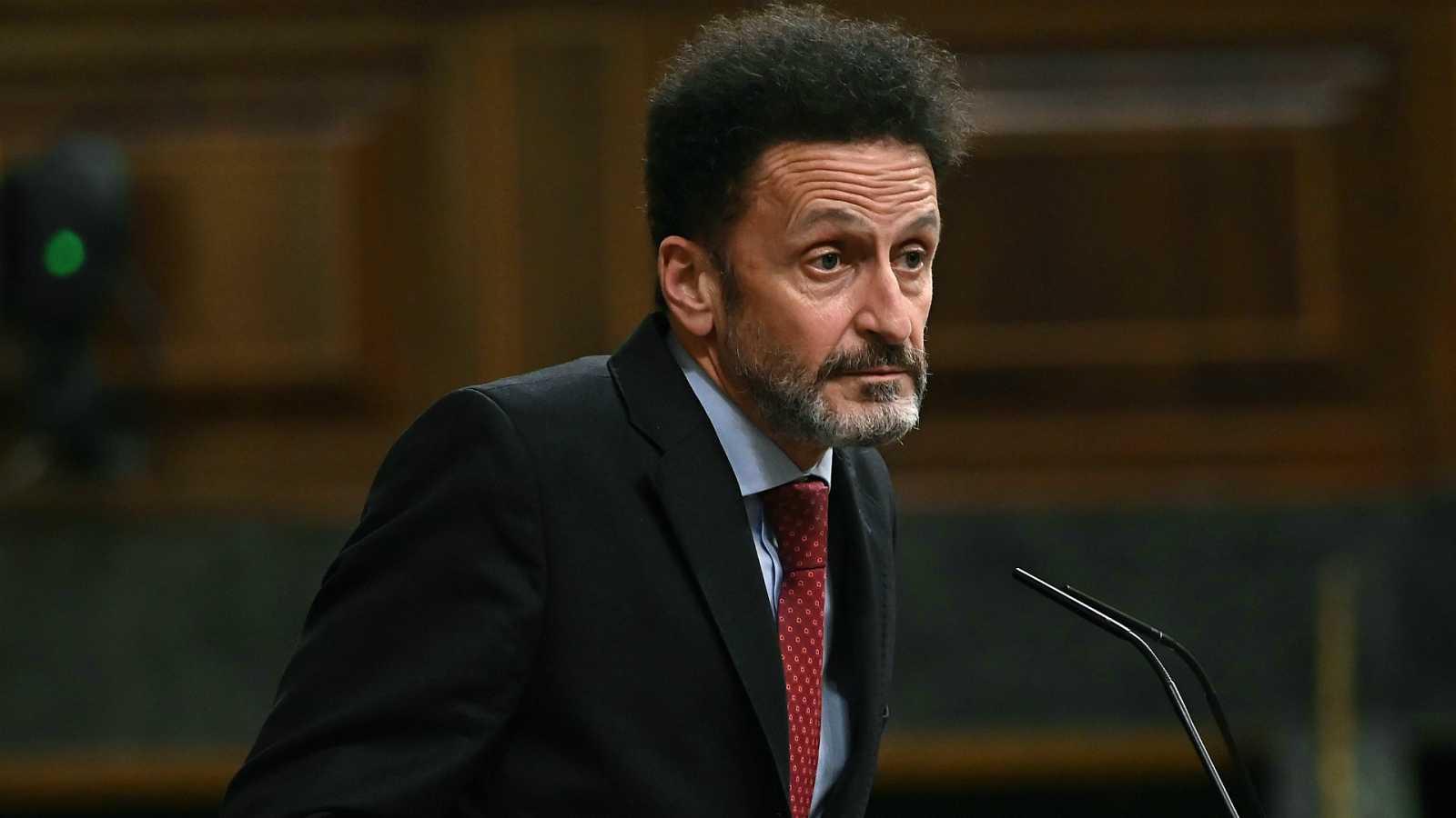 """Parlamento - Radio 5 - Bal critica """"la arrogancia"""" del Gobierno con los PGE, pero no cierra la puerta a futuros pactos: """"Volveremos a hacer lo correcto"""" - Escuchar ahora"""