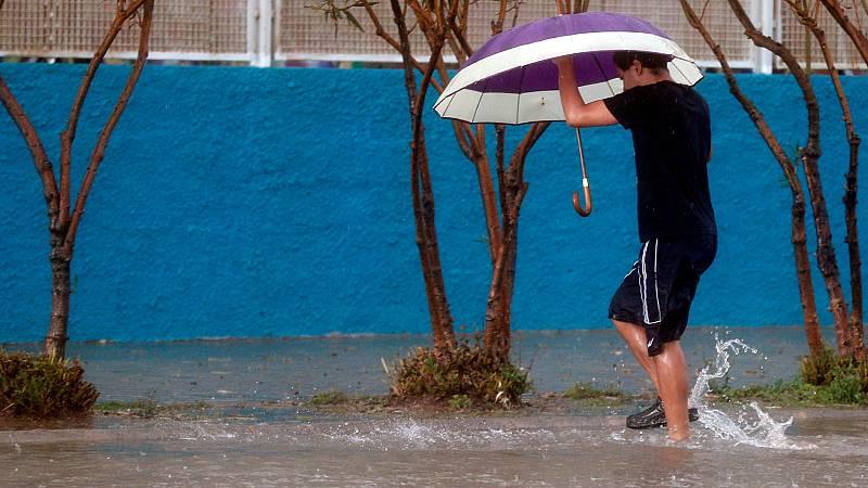 24 horas - El temporal azota a la Comunidad Valenciana - Escuchar ahora