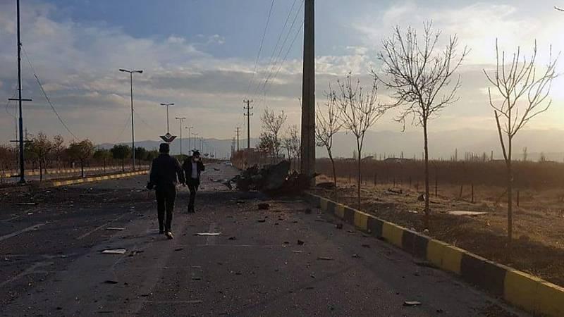 24 horas - Irán promete venganza tras el asesinato del padre de su programa nuclear - Escuchar ahora