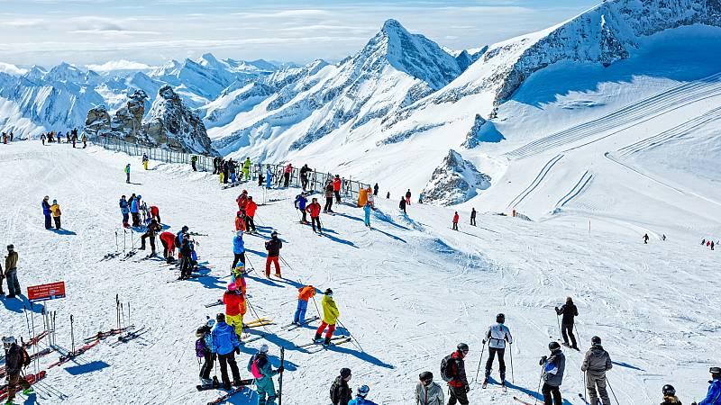 24 horas - Las estaciones de esquí en época COVID - Escuchar ahora