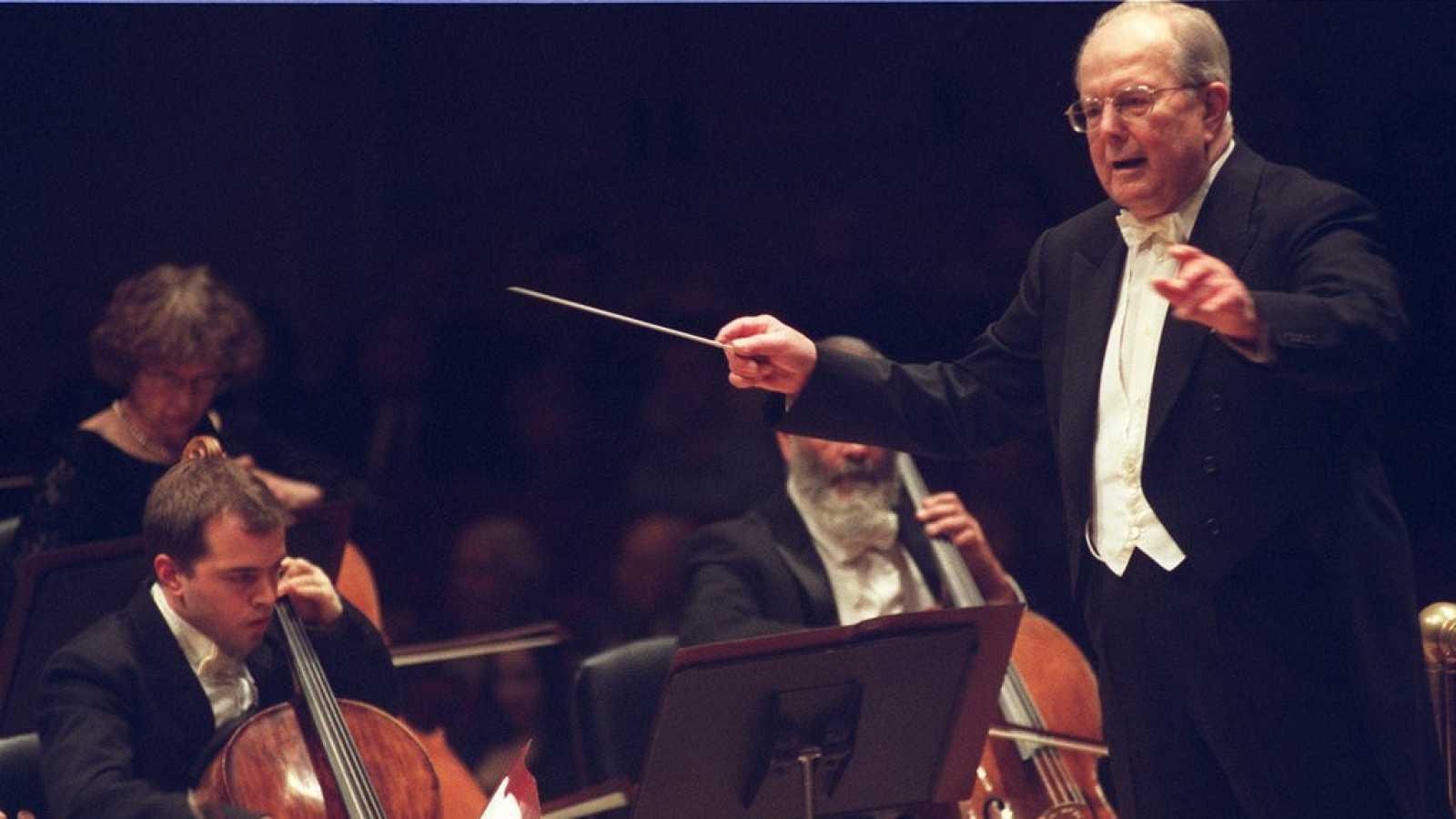 Armonías vocales - Música coral sacra de Franz Schubert - 28/11/20 - escuchar ahora