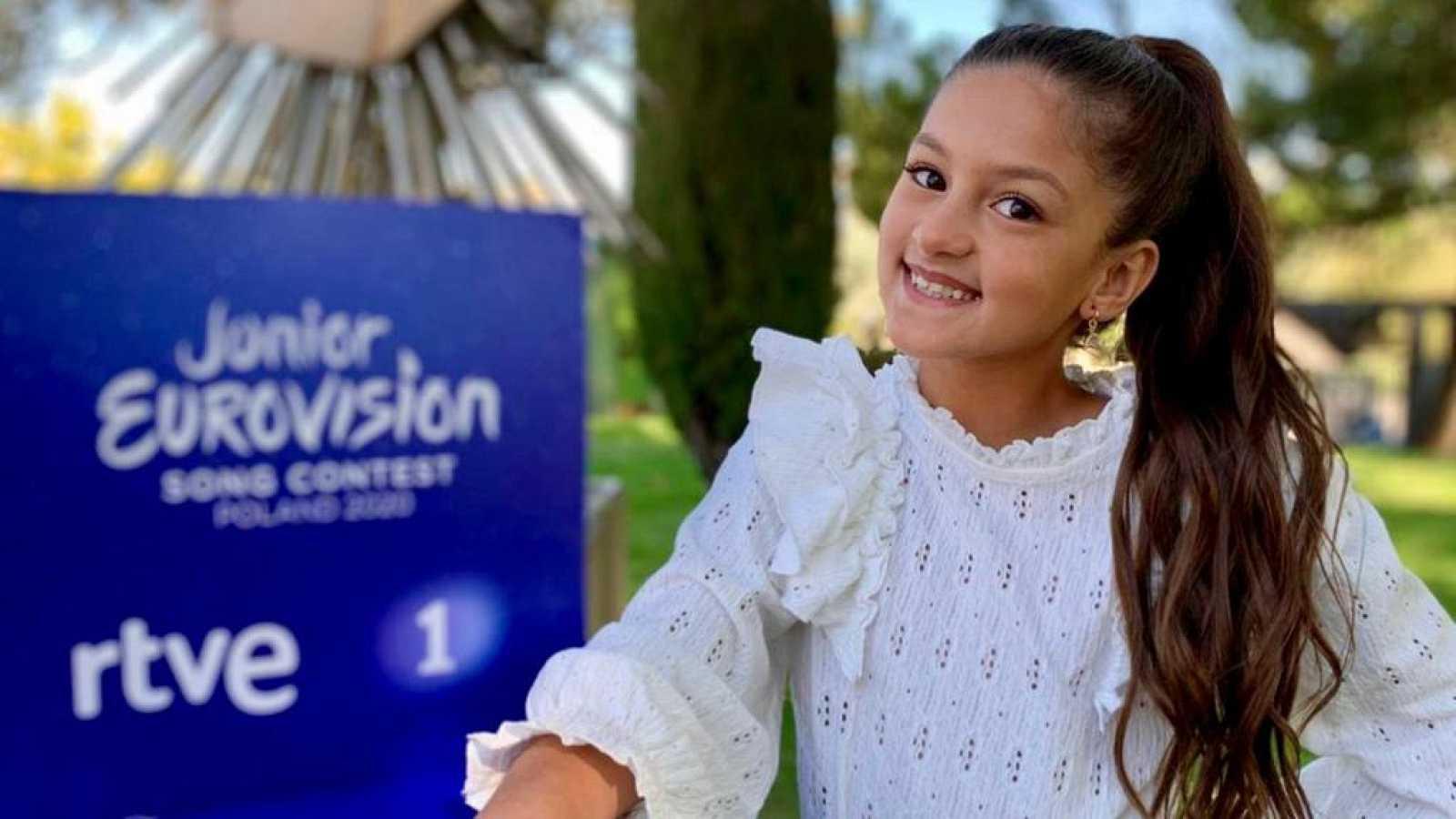 No es un día cualquiera - Eurovisión junior 2020 - Elisenda Roca - 'La pantalla' - 28/11/2020 - Escuchar ahora