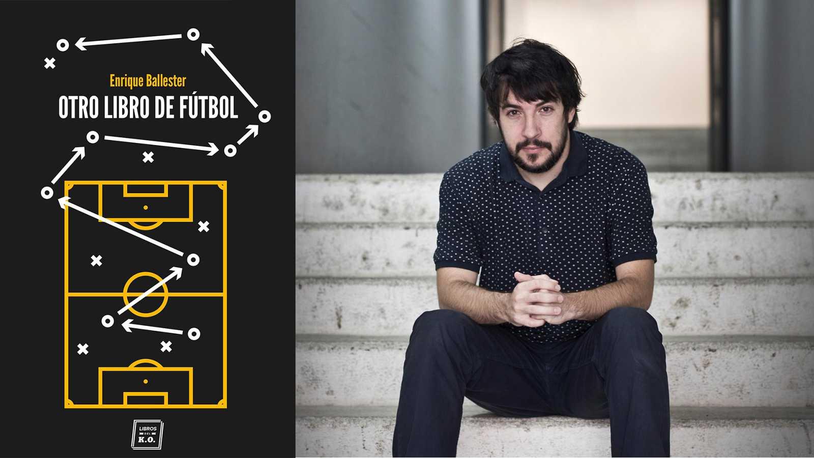 """Tablero deportivo - La biblioteca de Líbero: """"Otro libro de fútbol"""" - Escuchar ahora"""
