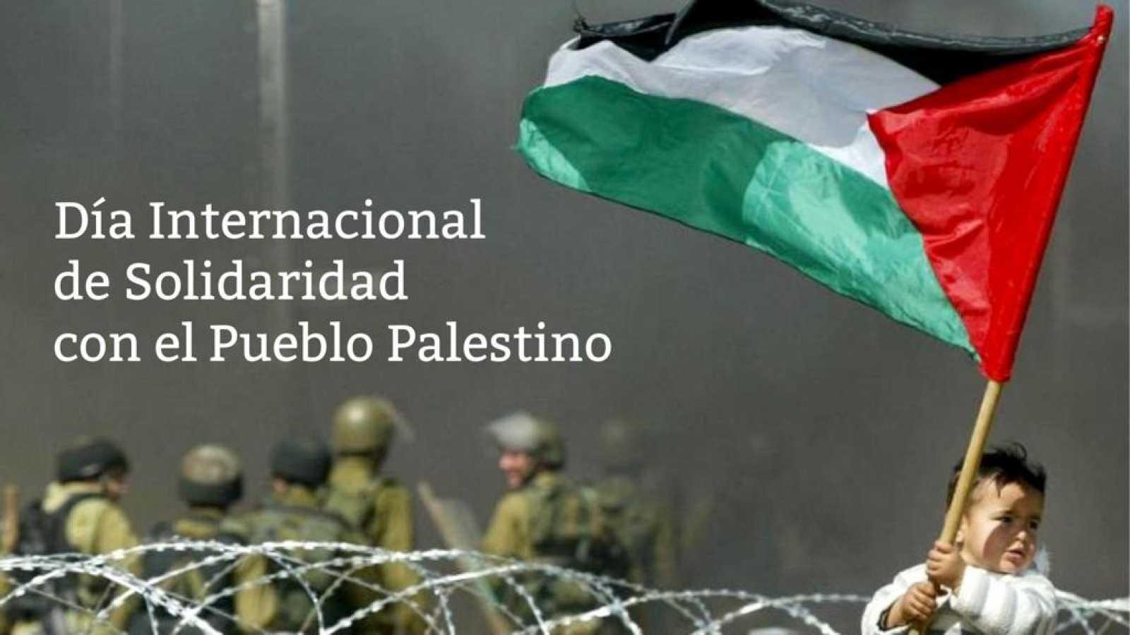 No es un día cualquiera - Matrimonios, divorcios y solidaridad con Palestina - Primera hora - 29/11/2020 - Escuchar ahora