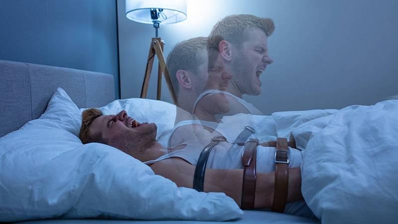 Espacio en blanco - La terrorífica parálisis del sueño - 29/11/20 - escuchar ahora