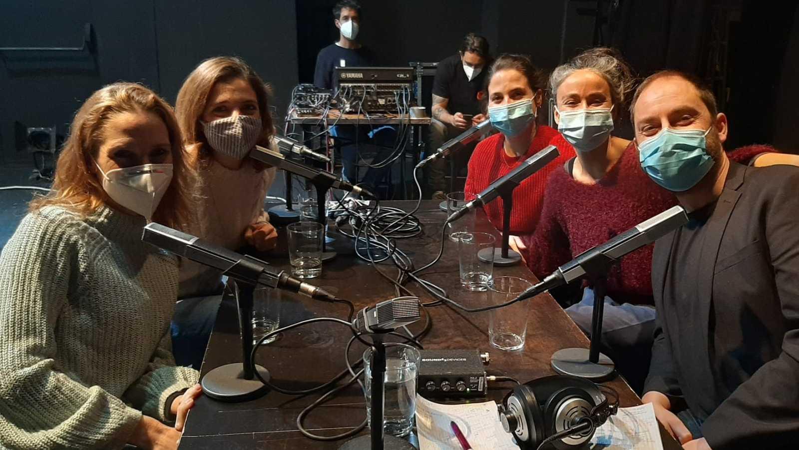 La sala - 'Solo un metro de distancia' regresa a Madrid - 01/12/20 - Escuchar ahora