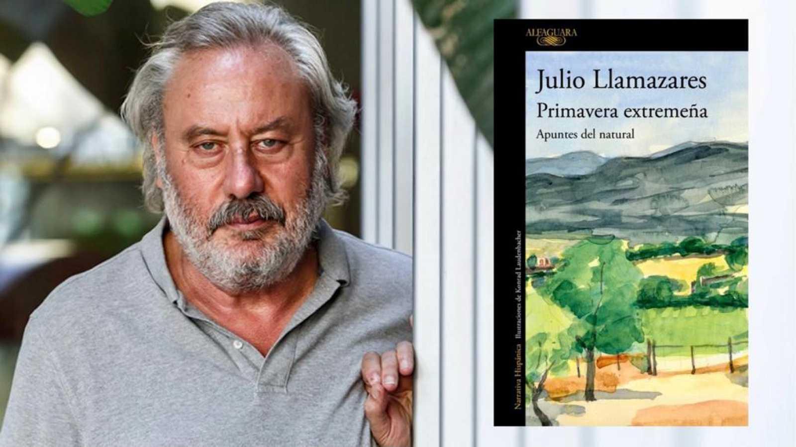 No es un día cualquiera - Julio Llamazares - Antonio Lucas - 'La librería' - 29/11/2020 - Escuchar ahora