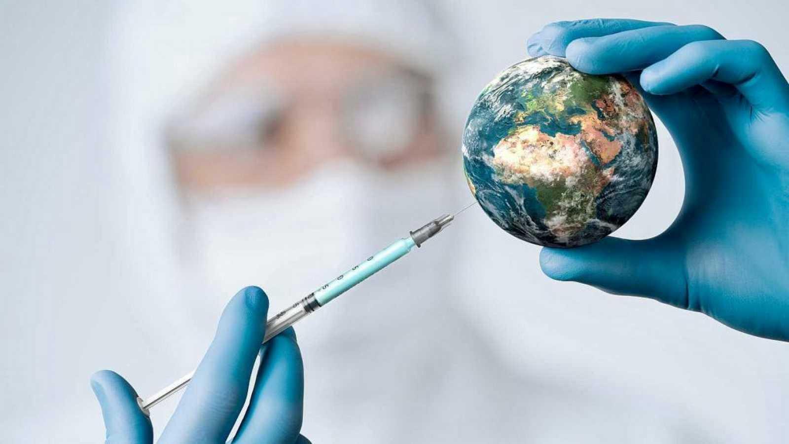 No es un día cualquiera - Vacunas y libros - Tercera hora - 29/11/2020 - Escuchar ahora