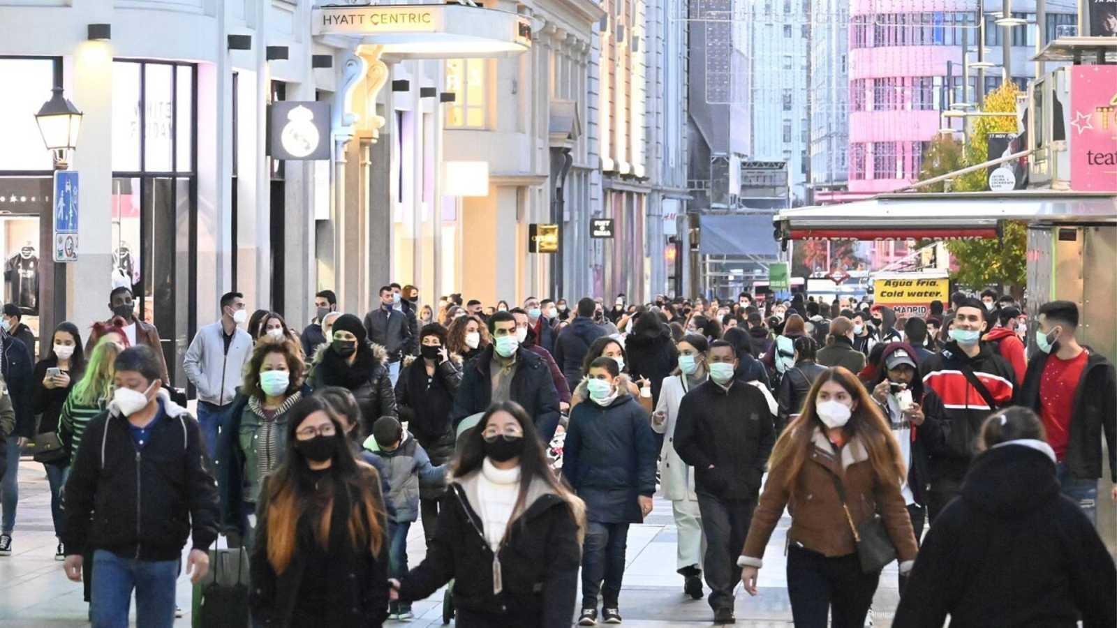 20 horas informativos Fin de semana - Continúa el descenso de contagios y se revisan las medidas restrictivas - Escuchar ahora