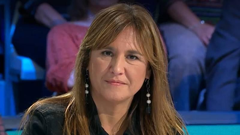 Boletines RNE - Laura Borràs se impone en las primarias y será la candidata de JxCat el 14F - Escuchar ahora