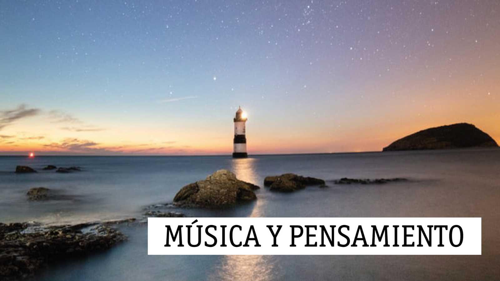 Música y Pensamiento - Baltasar Gracián - 29/11/20 - escuchar ahora