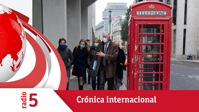 Crónica Internacional - Un mes para el fin del acuerdo de transición del Brexit - Escuchar ahora