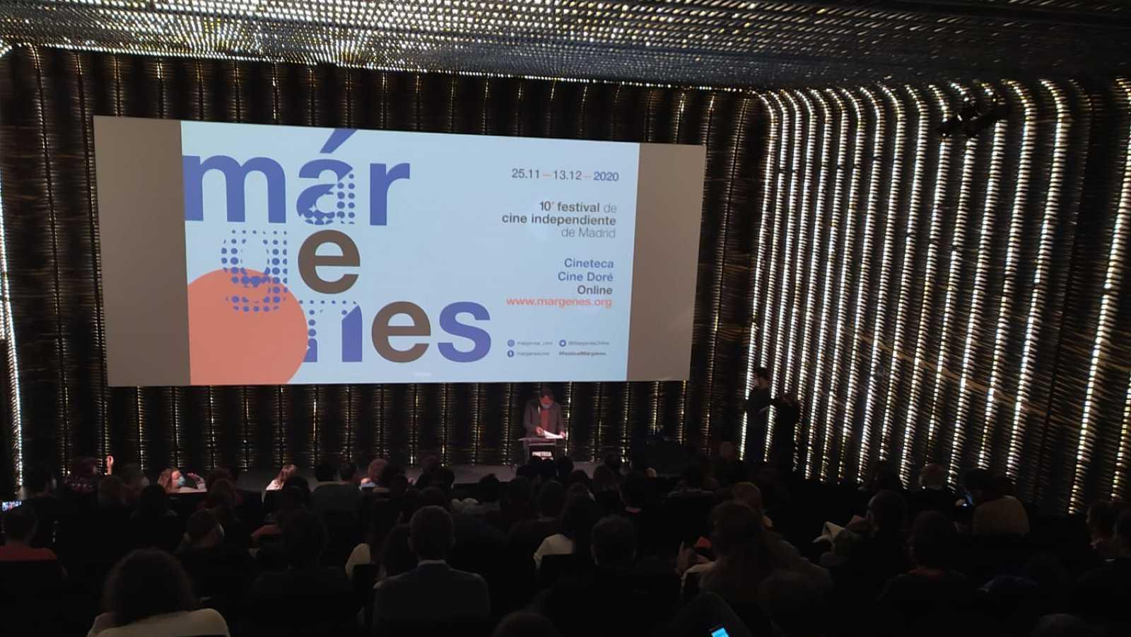 Artesfera - El festival Márgenes cumple 10 años apostando por las nuevas narrativas audiovisuales iberoamericanas - 30/11/20 - Escuchar ahora