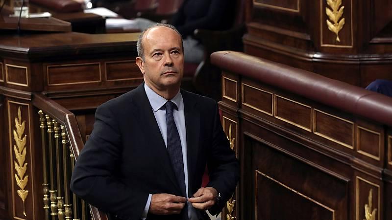 """14 horas - El PP responde al ministro de Justicia: """"La renovación del CGPJ no avanza"""" - Escuchar ahora"""