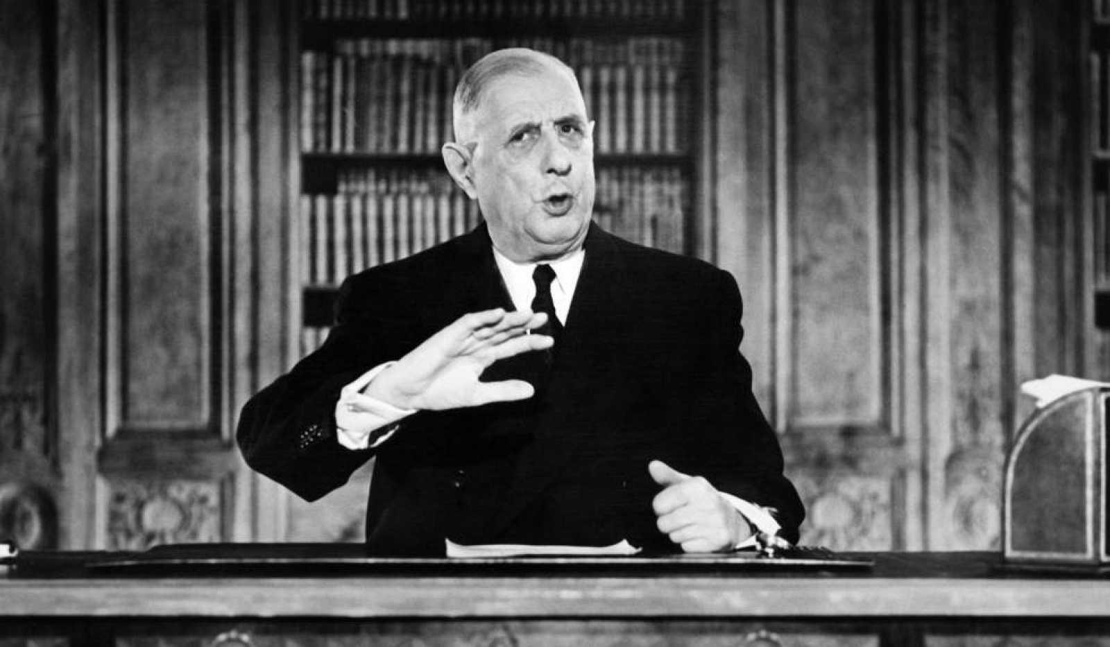 El paper de De Gaulle a la història