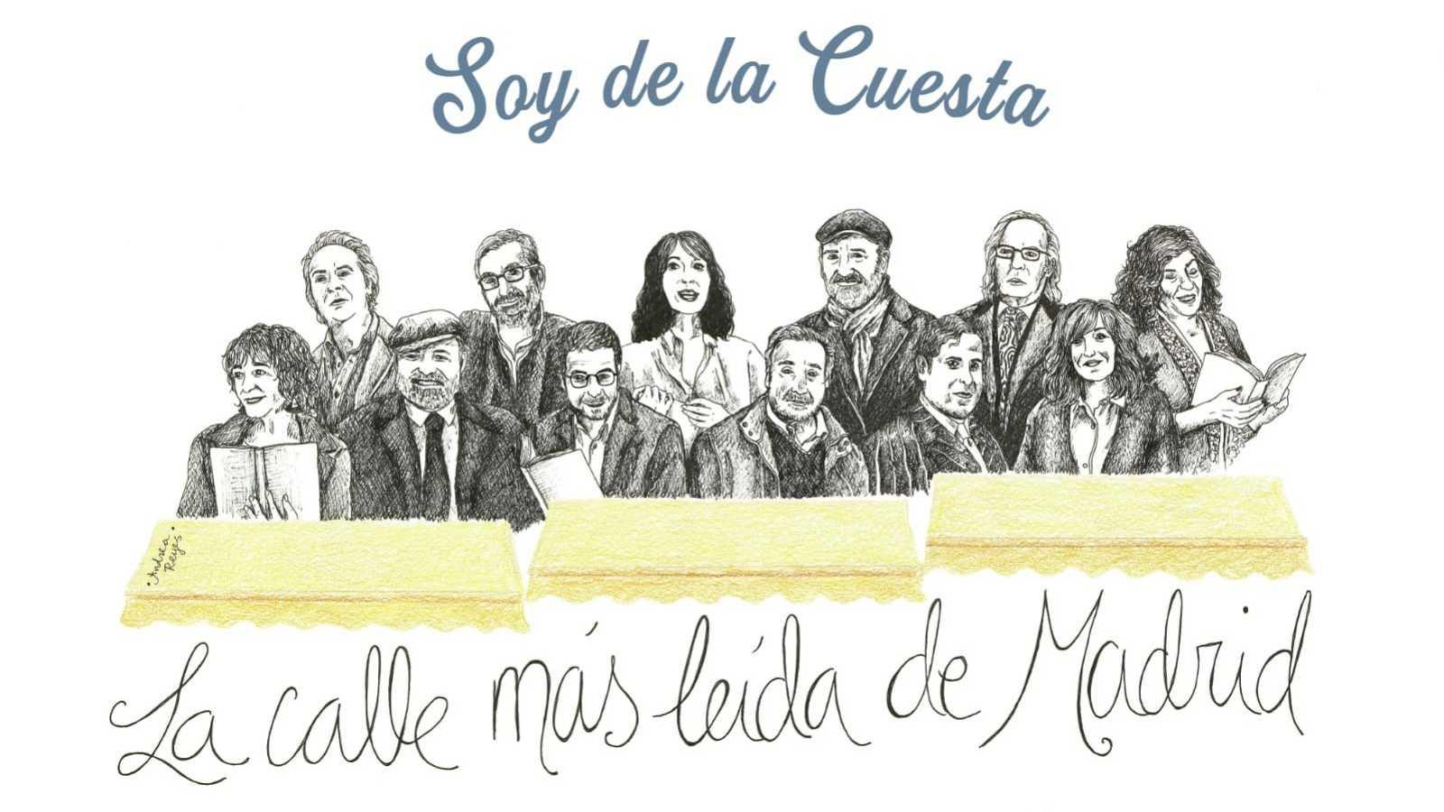 La sala - Benito Pérez Galdós, Emilia Pardo Bazán y sus cartas de amor en la Cuesta de Moyano - 01/12/20 - Escuchar ahora