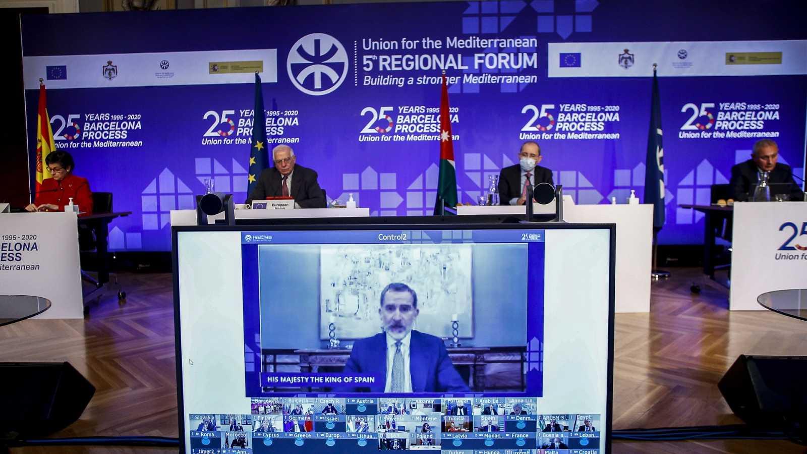 Reportajes 5 Continentes - 25 años del Proceso de Barcelona - Escuchar ahora
