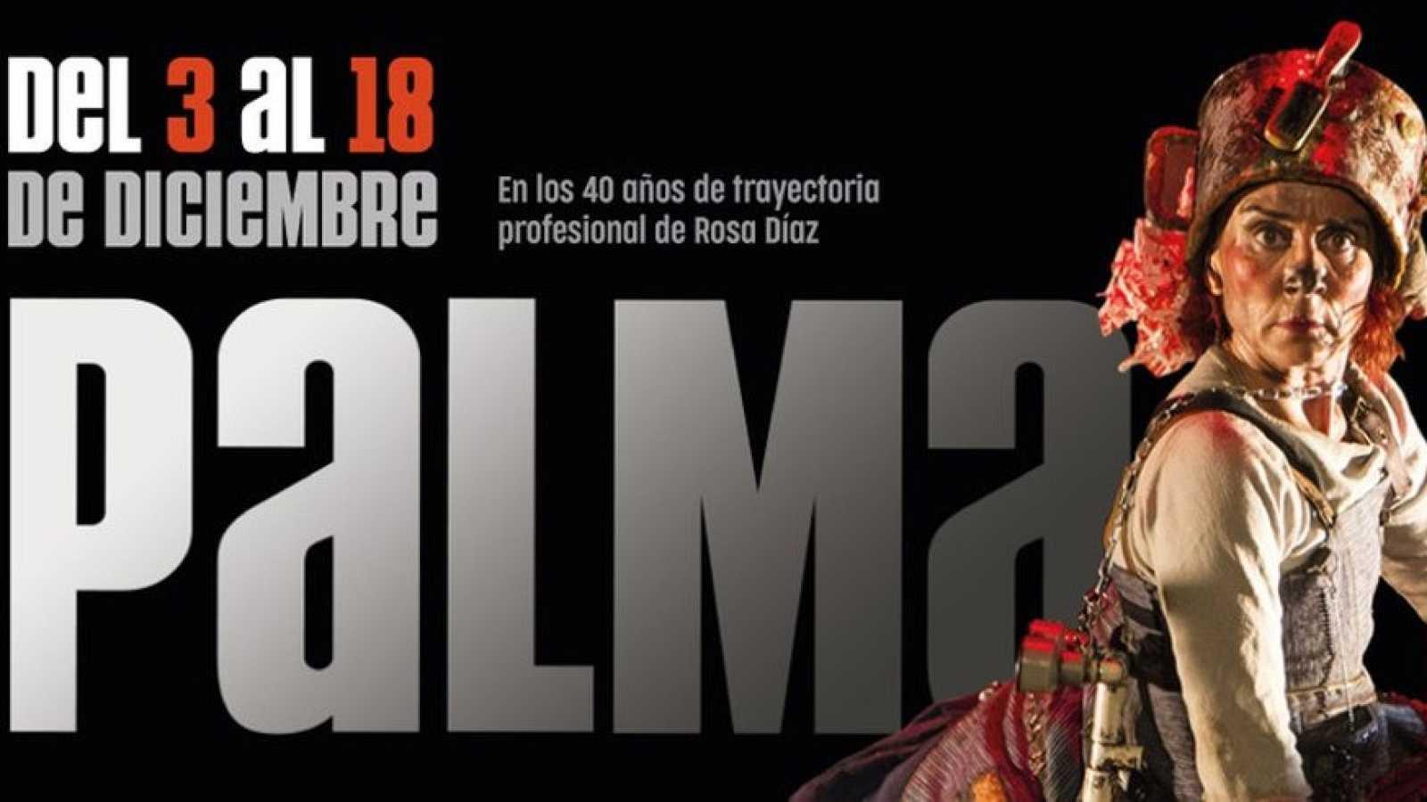 La sala - 37 Feria de Palma, artes escénicas en y desde Andalucía - 01/12/20 - Escuchar ahora
