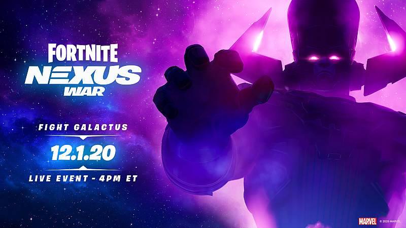 Más cerca - Galactus en Fortnite - Escuchar ahora
