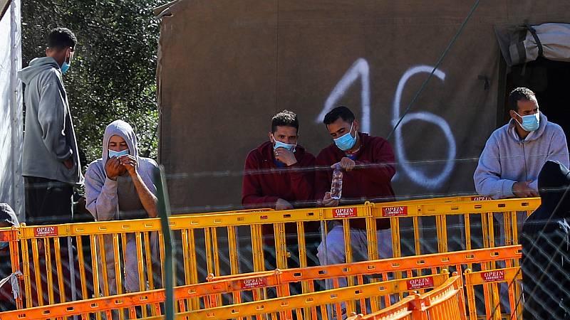 24 horas - Continúa la complicada situación humanitaria en Las Palmas - Escuchar ahora
