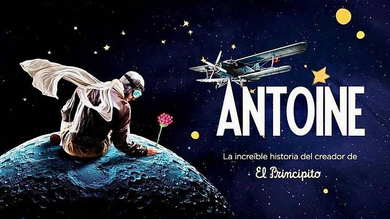 La sala - 'Antoine', de Ignasi Vidal, por Laura Peláez - 02/12/20 - Escuchar ahora