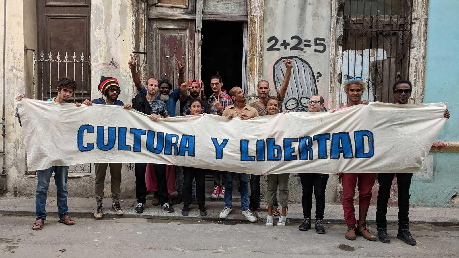 Hora América - Movimiento San Isidro de artistas e intelectuales cubanos - 01/12/20 - escuchar ahora