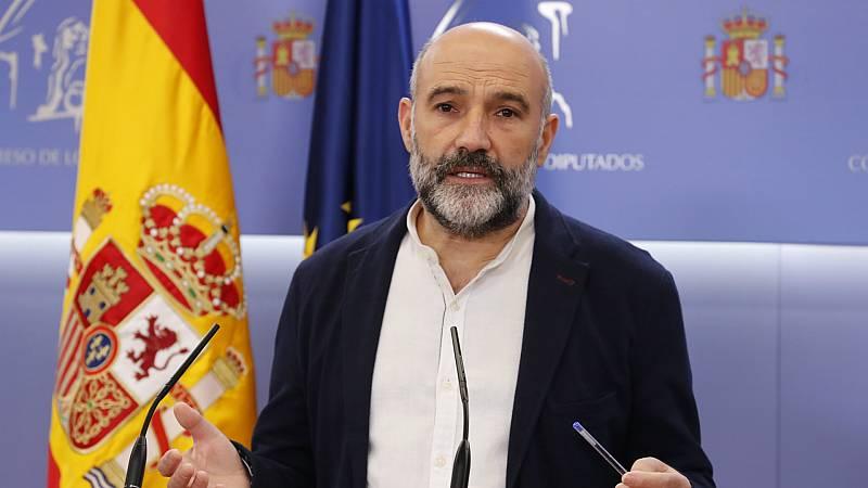 """Las mañanas de RNE con Íñigo Alfonso - Néstor Rego (BNG): """"Los Presupuestos de PSOE y Podemos dan menos dinero a Galicia que los de Montoro"""" - Escuchar ahora"""