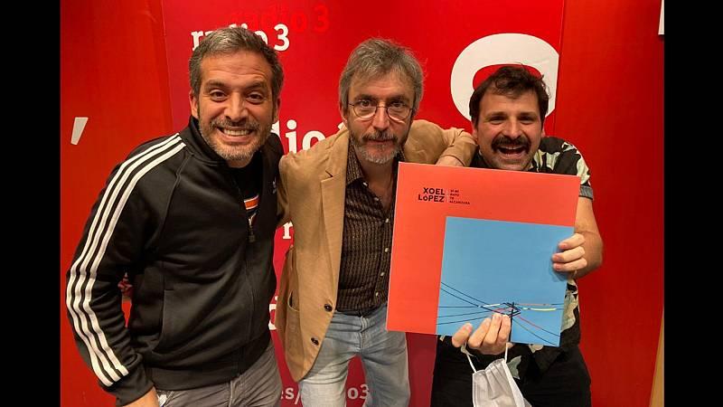 Hoy empieza todo con Ángel Carmona - Xoel López, documental 2020 y Los Zigarros - 02/12/20 - escuchar ahora